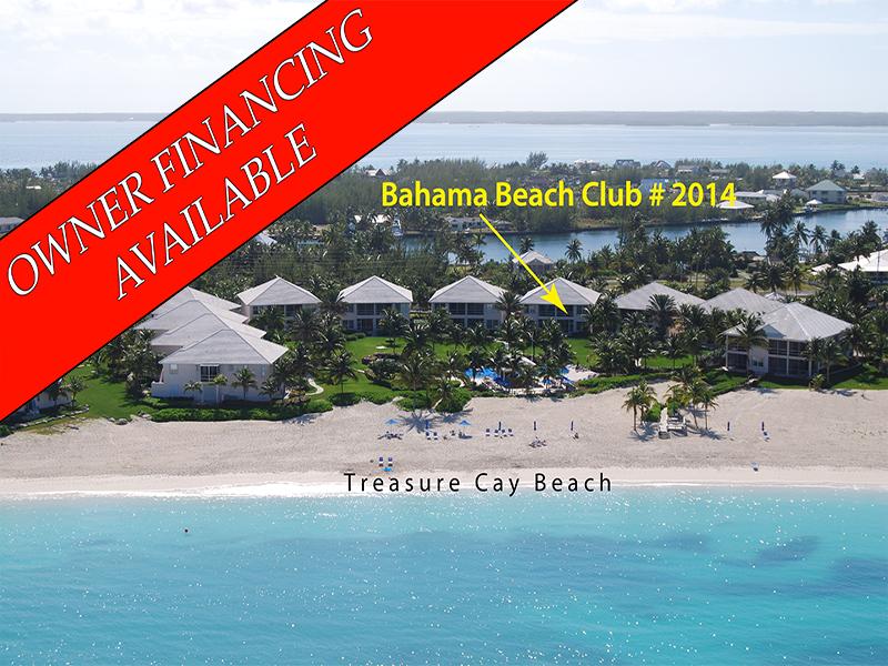 Bahama Beach Club 2014 Treasure Cay Abaco Bahamas - Owner Financing Available