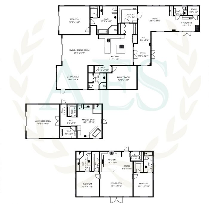 AES 2334 Floorplan