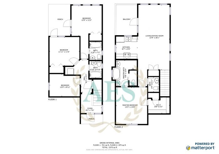 AES 4007 Floorplan