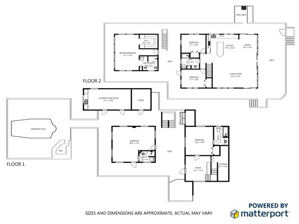 AES 2393 Ocean Pearl Floor Plan