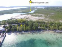 Rock Point Lot # 5 - Treasure Cay Abaco